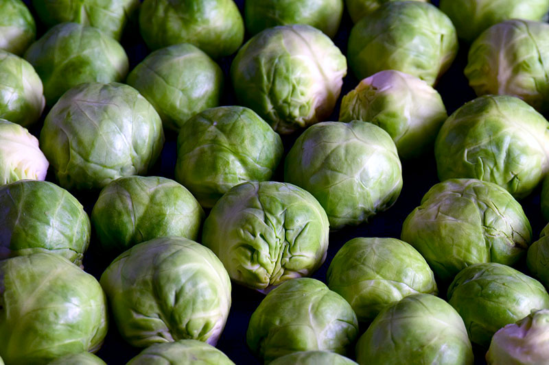 Brussels Sprouts Pomegranate Recipe