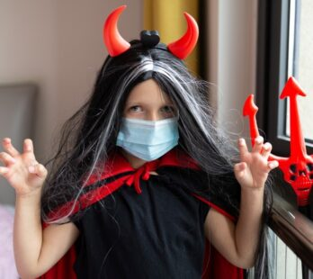 Halloween Hearing Aid Safety Tips
